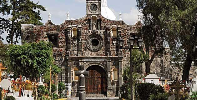 Convento de San Andrés, Ciudad de México