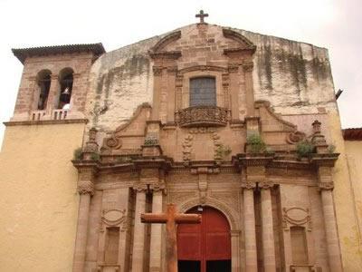 Convento de San Francisco, Pátzcuaro