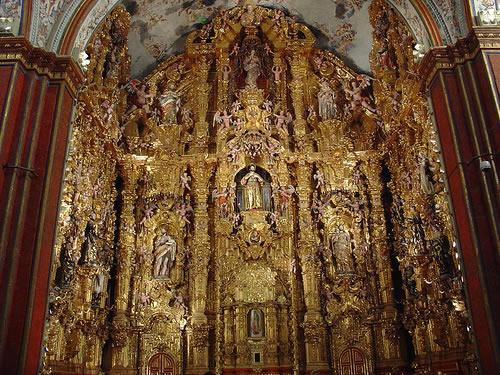 Convento de San Francisco, Tepotzotlán