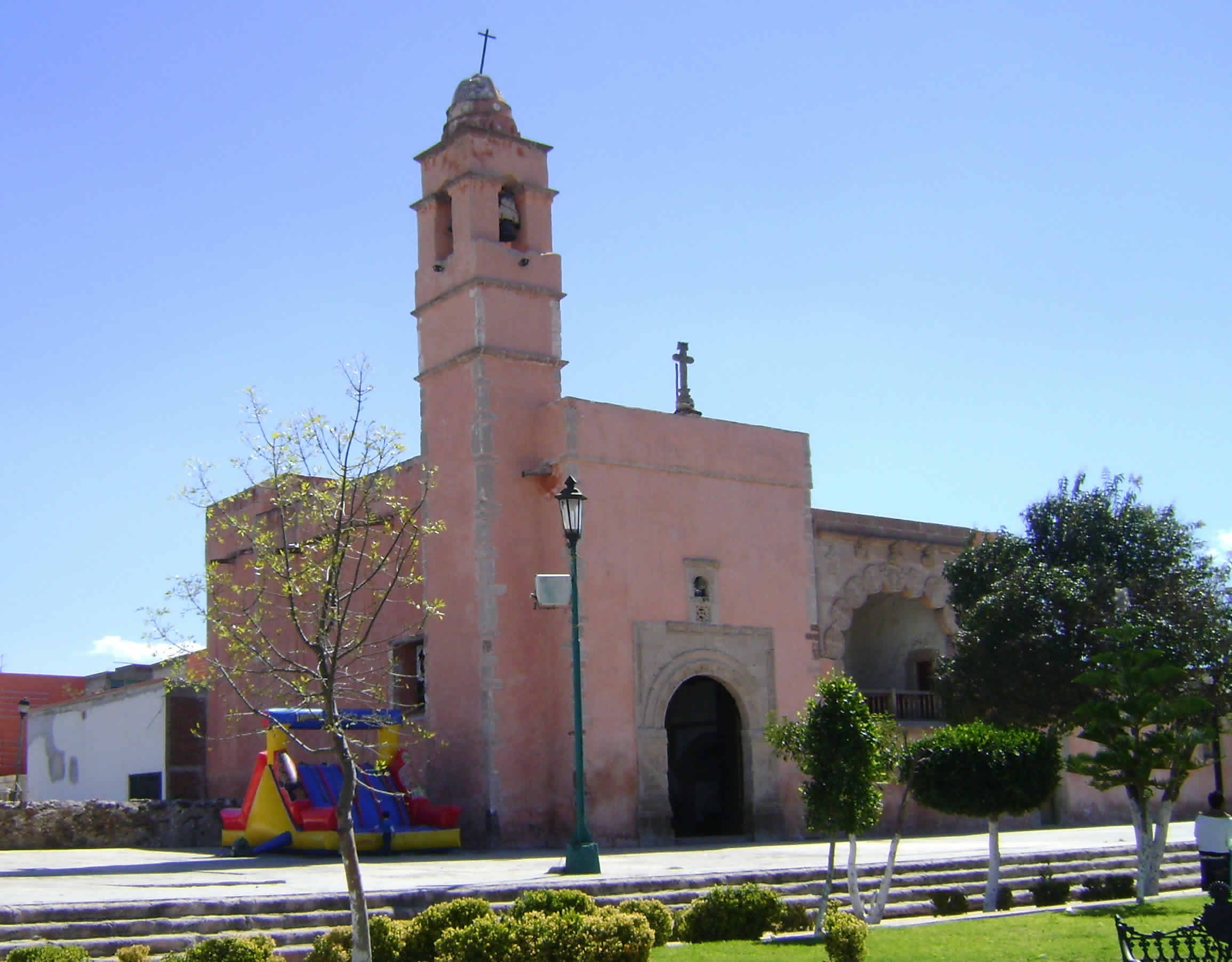 Convento de San Francisco, Tlahuelilpa de Ocampo