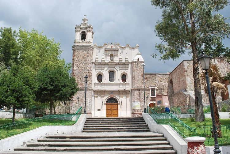 Convento de San Francisco, Pachuca