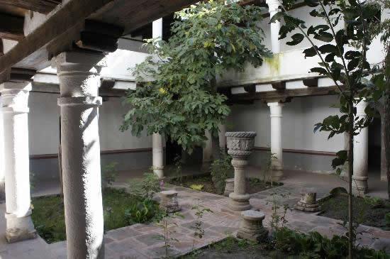 Convento de San Nicolás, Oxtotipac