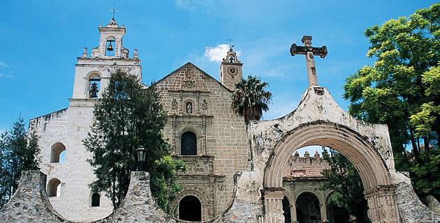 Convento de Santa María Magdalena, Cuitzeo