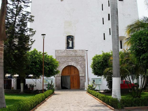 Convento de Santo Domingo, Tlalquitenango