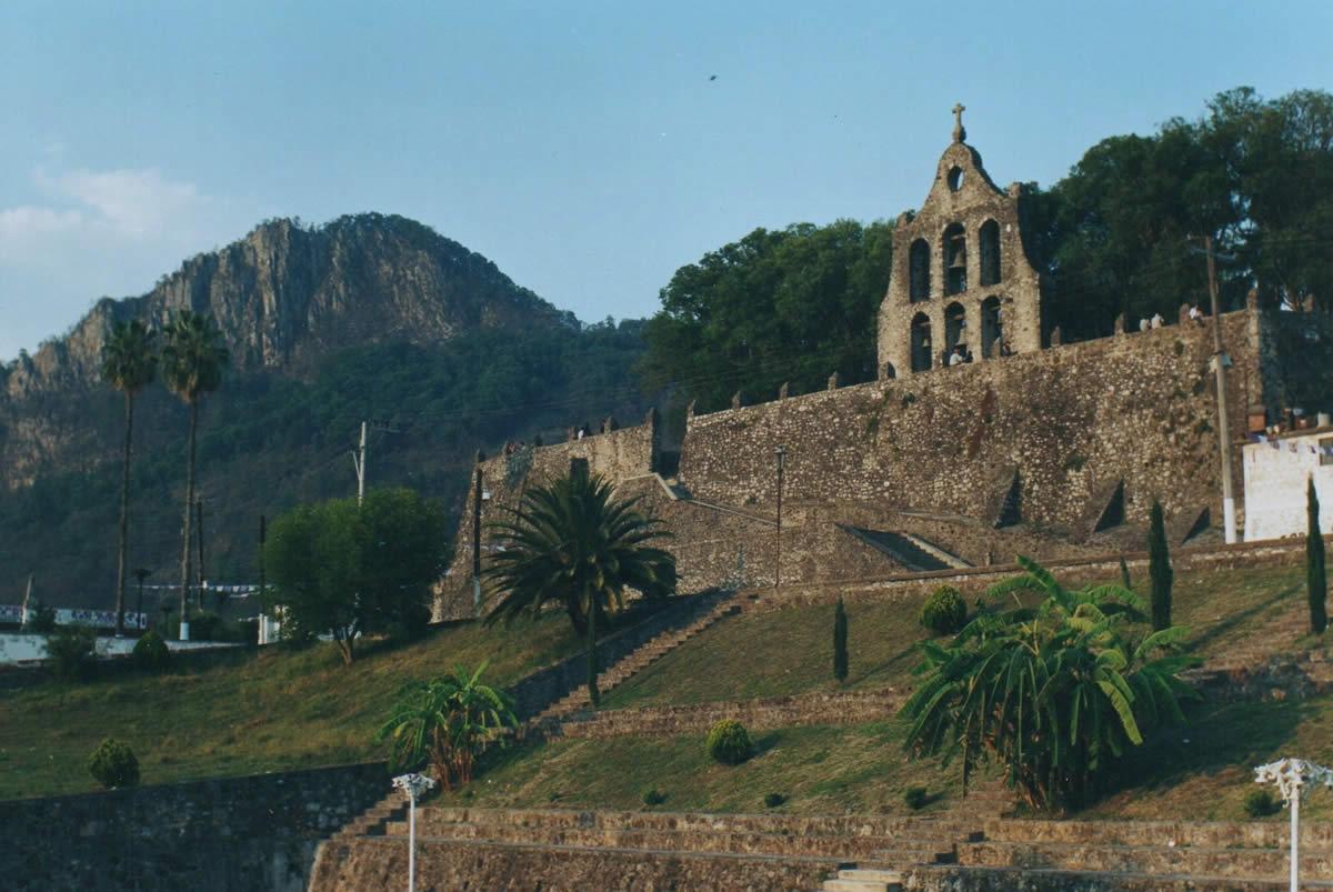 Convento de Nuestra Señora de Loreto, Molango