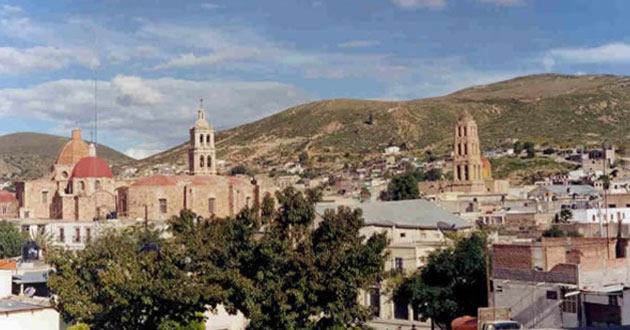 Pueblo Mágico Sombrerete, Zacatecas