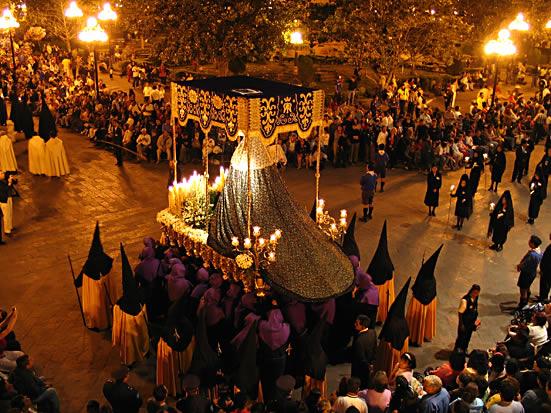 Semana Santa en San Luis Potosí