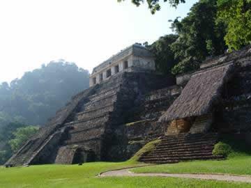 Stephens en Palenque