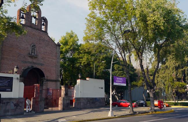 Barrio Mágico Tacuba, Ciudad de México