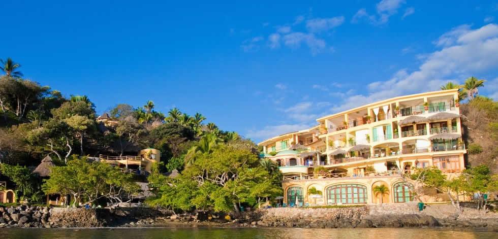 Descansando en Sayulita, Riviera Nayarit