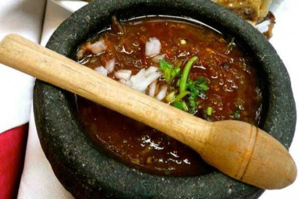 Receta Salsa Taquera