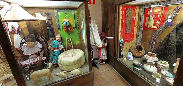 Casa y Museo de Artesanías, Chihuahua