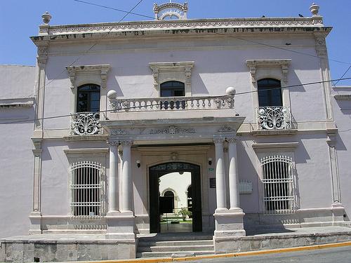 """Museo Histórico de la Revolución """"Casa Villa"""", Chihuahua"""