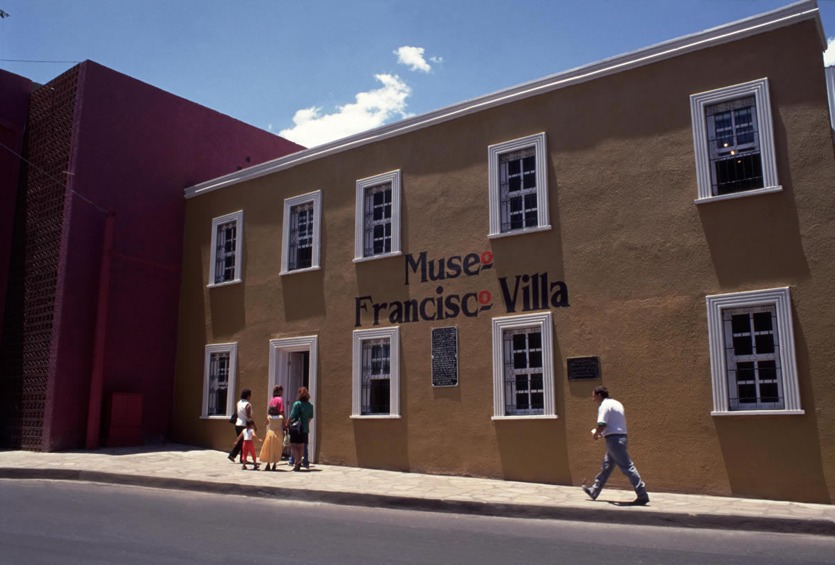 Museo Francisco Villa, Chihuahua