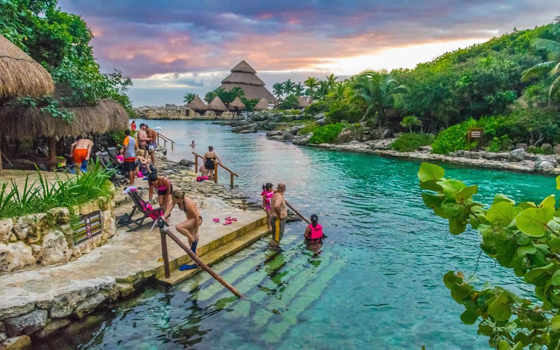 Balnearios En Quintana Roo TuriMexico