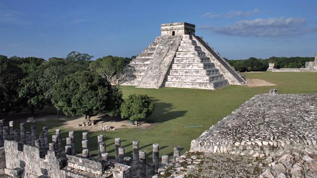 Zona Arqueológica Chichén Itzá, Yucatán2