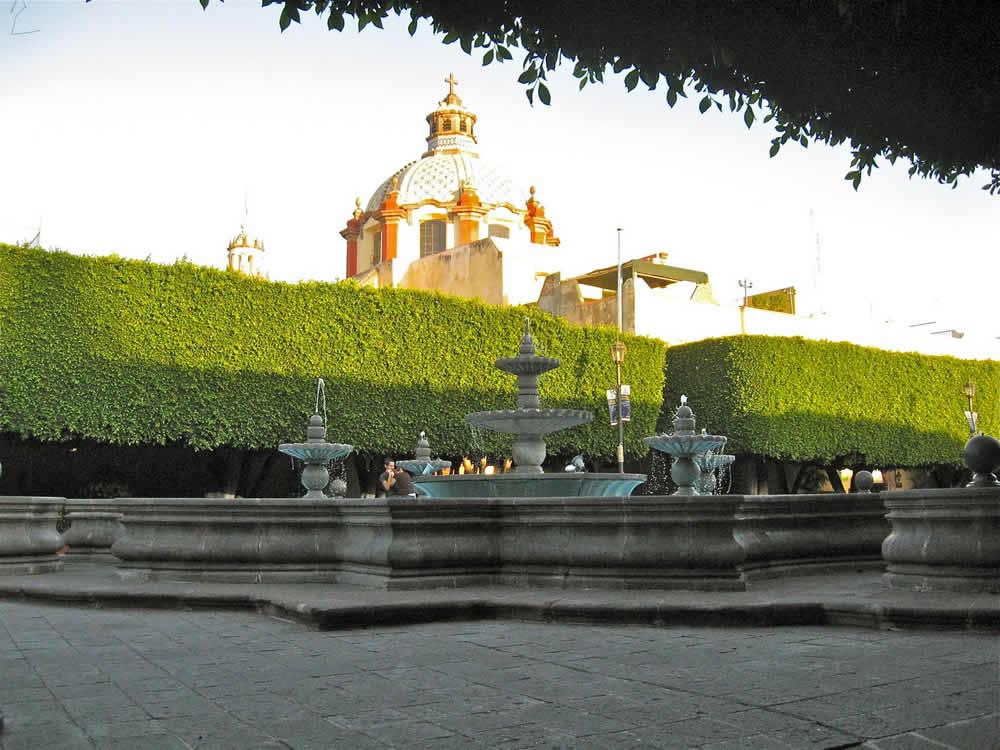 Las Fuentes de Santiago de Querétaro