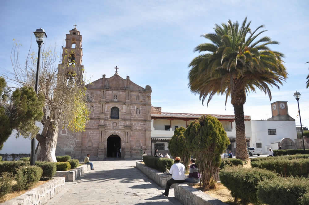 Pueblo Mágico Aculco, Estado de México