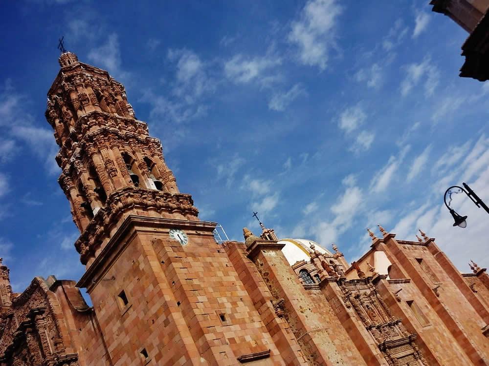 Catedral Basílica Zcatecas