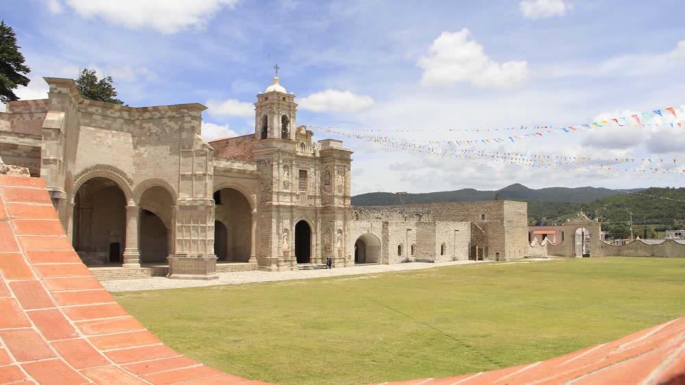 Pueblo Mágico San Pedro y San Pablo Teposcolula, Oaxaca