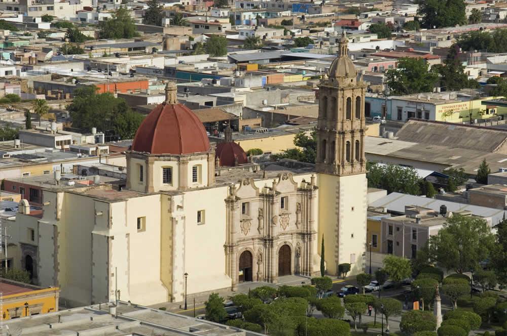 Capillas y Templos en Durango