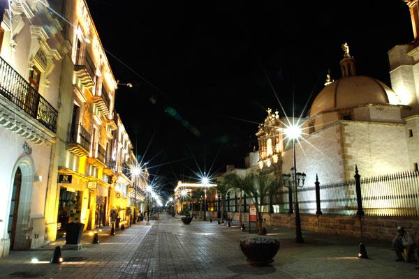 Mercado Gómez Palacio y Corredor Constitución en Durango