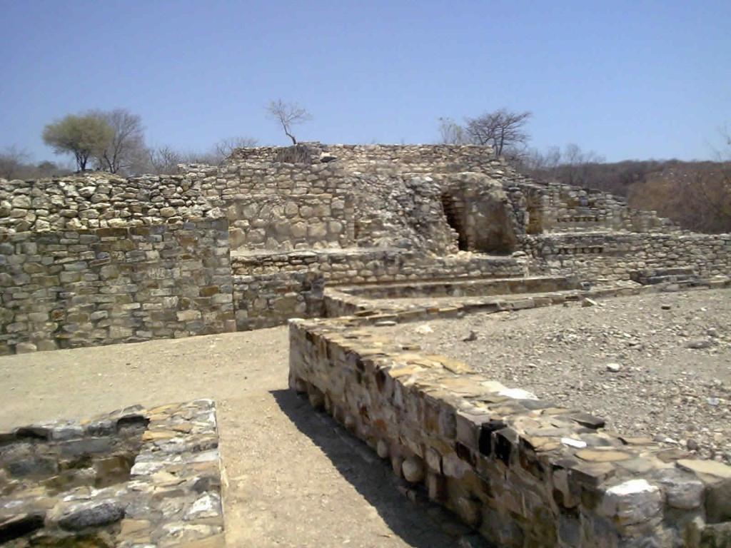 Sitios Arqueológicos en Guerrero