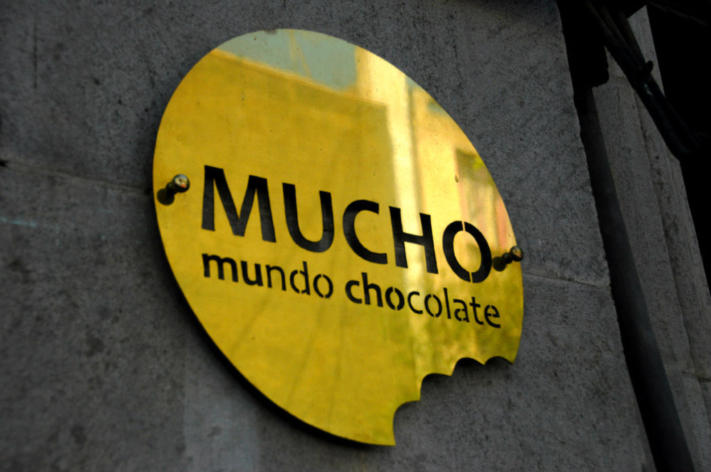 MUCHO, Mundo de Chocolate, Ciudad de México