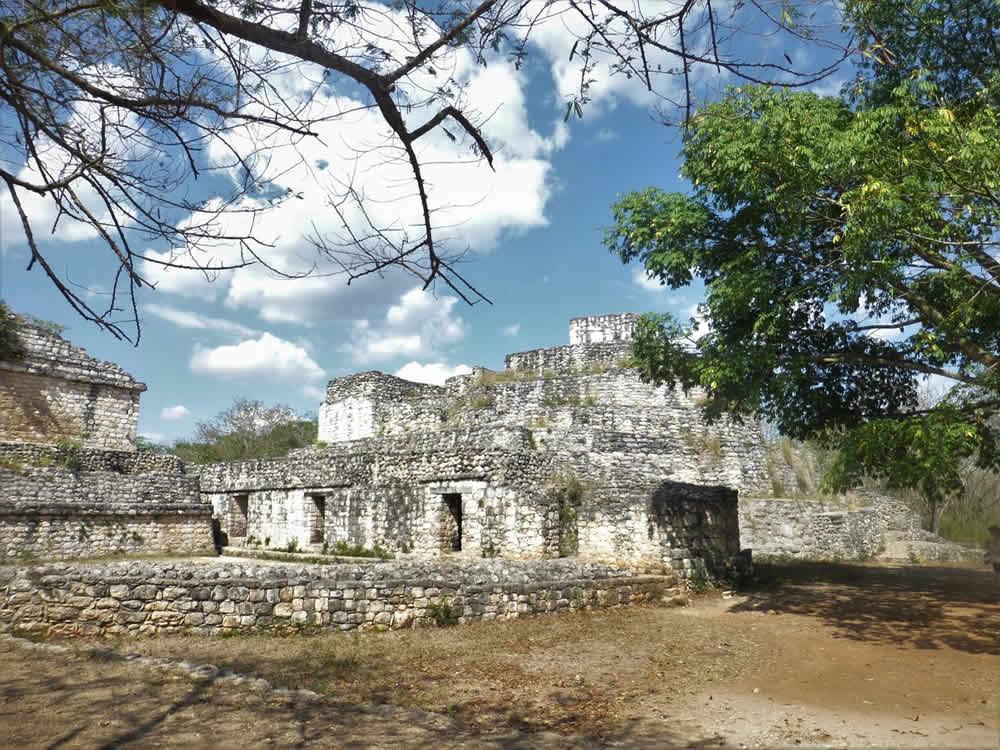 Principales Sitios Arqueológicos del estado de Yucatán