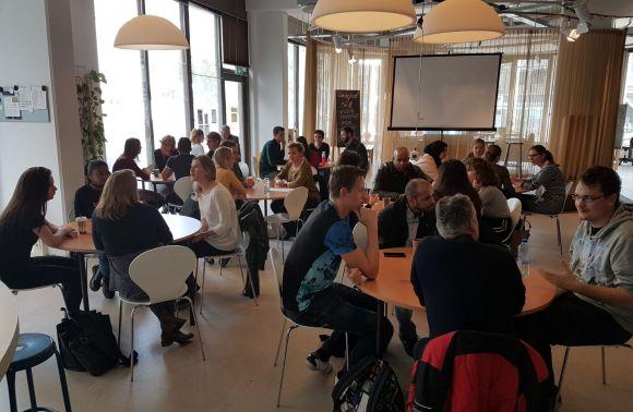 Zakelijke Speeddate voor ondernemende studenten – De Haagse Hogeschool