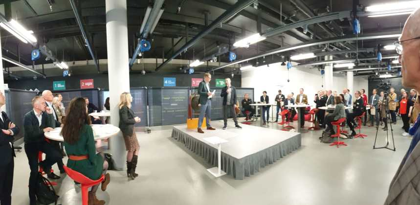 Future Proof Retail Kennisfeest in de Innovation Playground – Lectoraat Innovation Networks