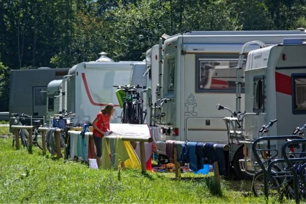 Kongshøj Strand Camping på Fyn investerer millionbeløb i et nyt megasommerhus. (Arkivfoto)