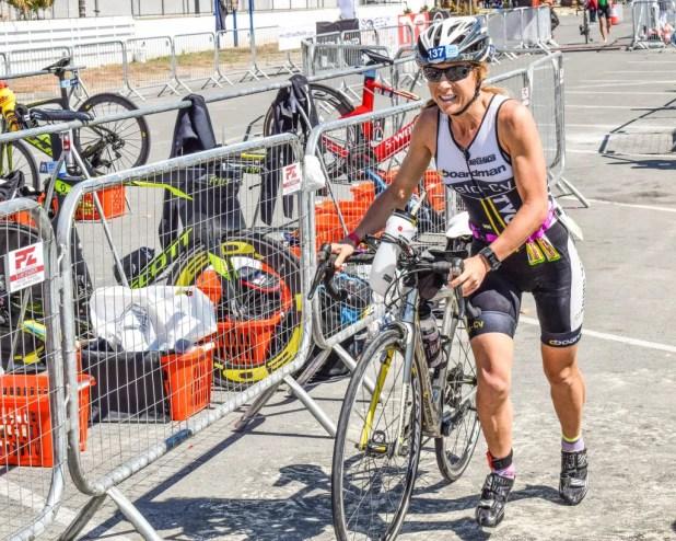 København er værtsby for KMD IRONMAN Copenhagen i de kommende dage, og det betyder et indryk af atleter fra hele verden. Hos AC Hotel Bella Sky har man fuldt hus, og de toptrænede gæster får bl.a. lov til at tage deres værdifulde triatlon-cykler med på værelset. (arkivfoto)