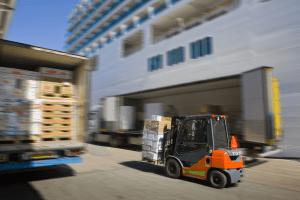 Der er udsigt til rekordmange krydstogtgæster i Danmark 2018. De mange skibe skaber omkring 2000 job. (Foto: CMP/Dennis Rosenfeldt)