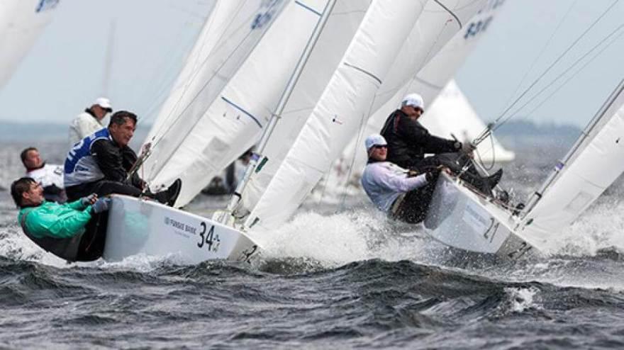 Værtskabet for verdensmesterskabet i starbåd gav millionomsætning i det sydfynske, viser en ny analyse. (Foto: Udvikling Fyn/Sonni K. Frederiksen)