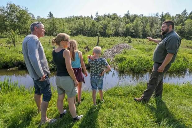 UNESCO har givet Geopark Vestjylland to år til at forbedre en række punkter, før en anerkendelse som UNESCO Global Geopark kan finde sted. Blandt andet skal Geopark Vestjylland samarbejde med overnatningssteder og spisesteder. (Foto: Geopark Vestjylland/Henrik Vinther Krogh, Complot)(Foto: Geopark Vestjylland/Henrik Vinther Krogh, Complot)