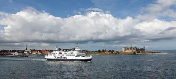 Havnerundfarten i Helsingør blev vel modtaget, da den blev etableret i sommer. Nu er der dog tvivl om lovligheden, skriver Frederiksborg Amts Avis. (Arkivfoto)