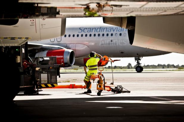 I januar 2018 var der 4,5% flere rejsende på charterflyvninger fra Københavns Lufthavn. En væsentlig del af forklaringen på den stigning er en øget trafik til destinationer i Egypten. (Foto: Ernst Tobisch/Københavns Lufthavn)