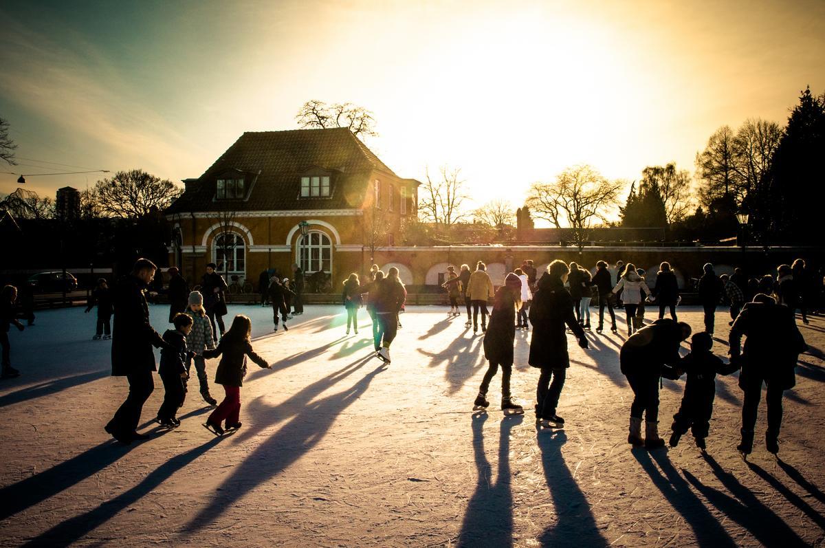 Turister trodser i stigende grad vinterkulden for at besøge København