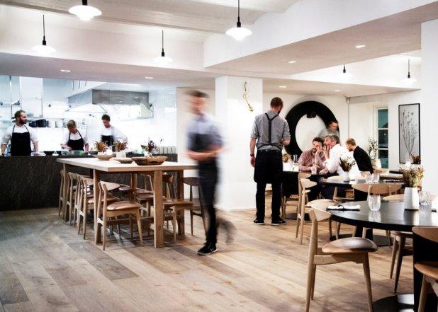 Restaurant Kadeau formåede at hente den 2. Michelin-stjerne. (Foto: WOCO/Marie Louise Munkegaard)