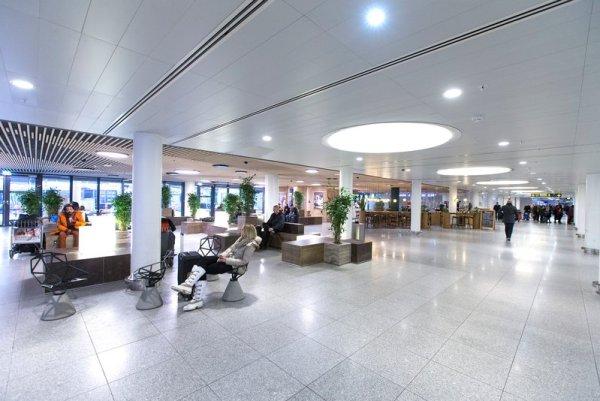 Før påsketravlheden er Terminal 2 i Københavns Lufthavn udvidet. Udvidelsen tæller blandt andet Nordens første Pret A Manger, den veganske restaurant 42RAW og ølbaren Bar Jacobsen.(Foto: Københavns Lufthavn)(Foto: Københavns Lufthavn)