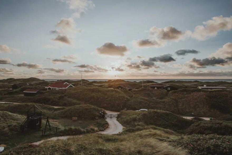 En række kommuner på Vestkysten er stærkt afhængige af de udenlandske feriegæster, men også Haderslev og Sønderborg har en stor andel udenlandske gæster. (Foto: Sandro Kradolfer)