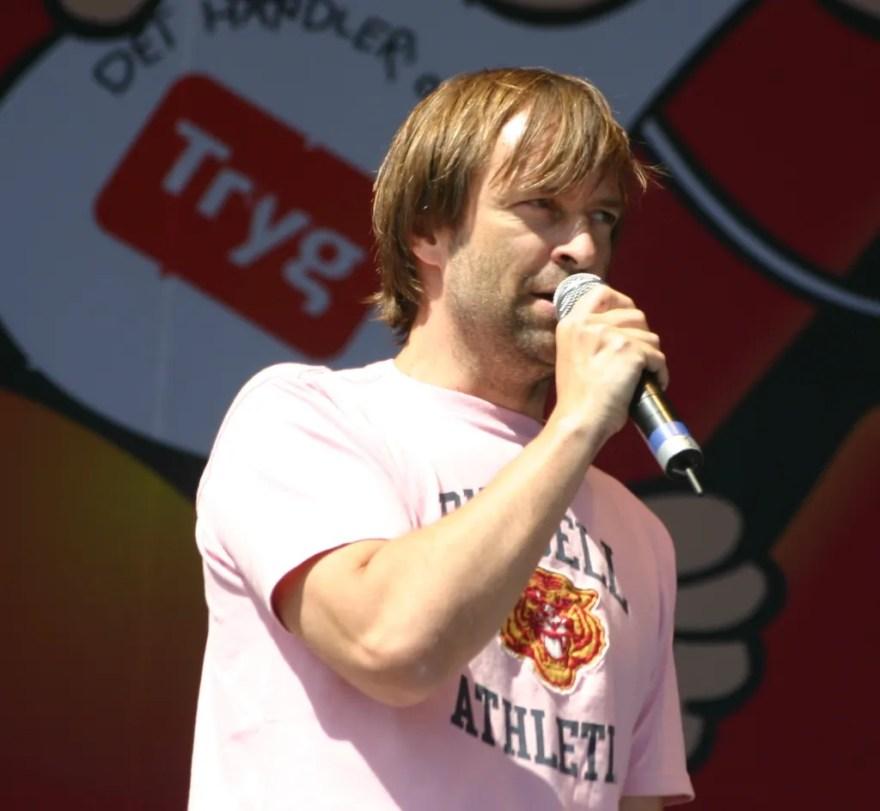 Skuespiller og multikunstner Martin Brygmann bliver spydspids i den nye nationale kampagne. (Arkivfoto)