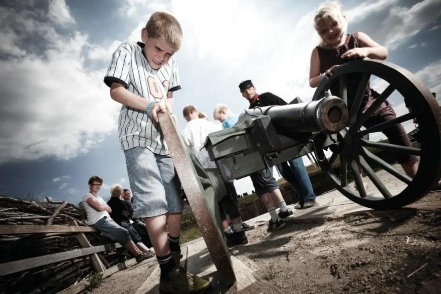 (Foto: Historiecenter Dybbøl Banke/Destination Sønderjylland)