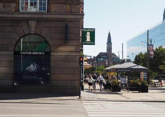 Copenhagen Visitor Service er nu certificeret som Green Tourism Organisation. (foto: Horesta)