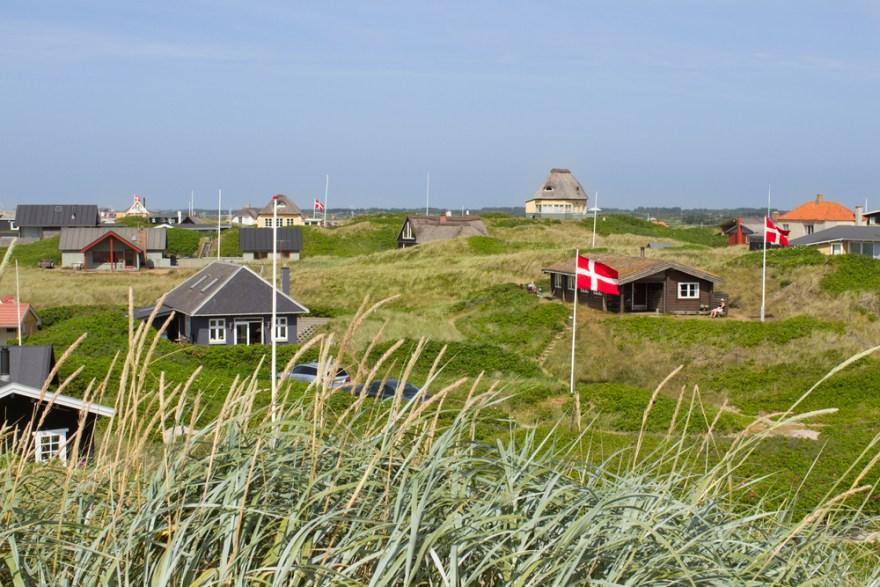De danske sommerhuse blev revet væk under årets coronaprægede sommerferie, hvor især danske gæster stod for en stor del af landets overnatninger. (PR-foto)