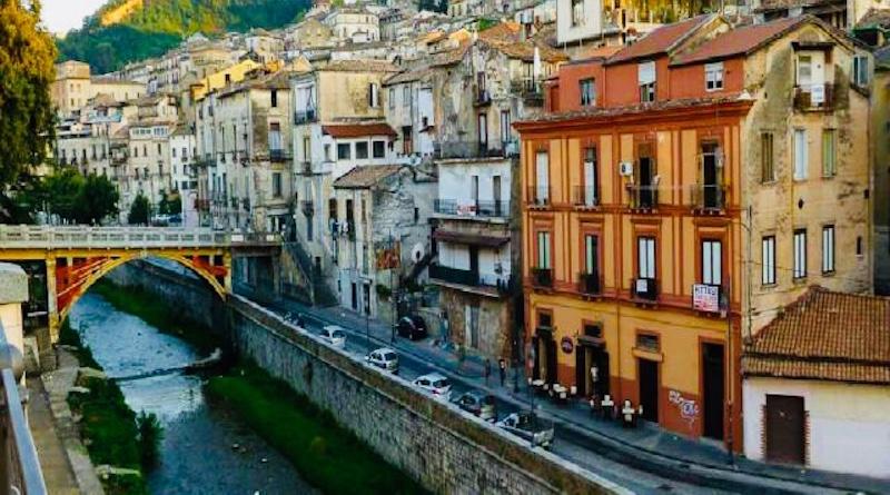 Centro storico di Cosenza