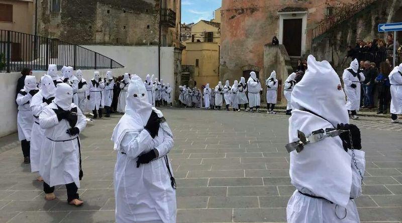 Provcessioni di Pasqua in Calabria