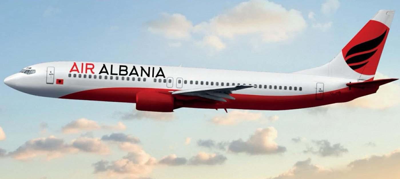 Pronta al decollo la compagnia aerea albanese Air Albania