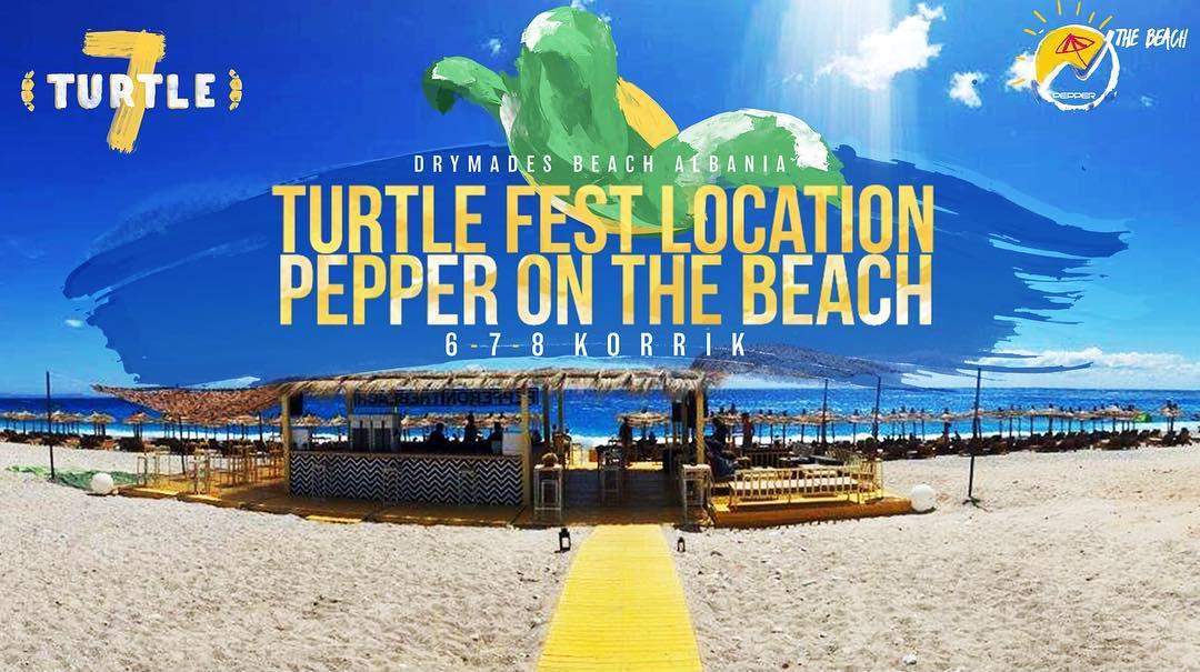 Turtle Fest 2018, Dhërmi, Albania